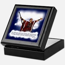 False Christ Keepsake Box