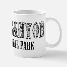Bryce Canyon Western Flair Mug