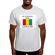 My Israeli Mom Loves Me T-Shirt