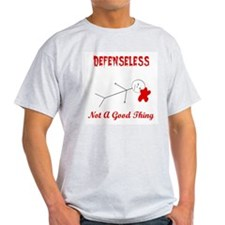 Unique Mugged T-Shirt