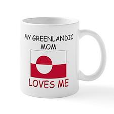 My Israeli Mom Loves Me Mug