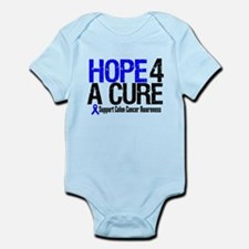 Colon Cancer Hope 4 a Cure Infant Bodysuit