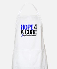 Colon Cancer Hope 4 a Cure BBQ Apron