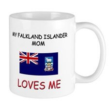 My Fijian Mom Loves Me Mug