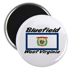 Bluefield West Virginia Magnet
