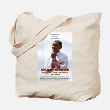Chump Change Tote Bag
