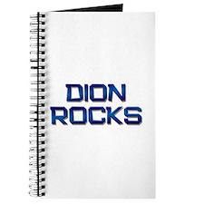 dion rocks Journal