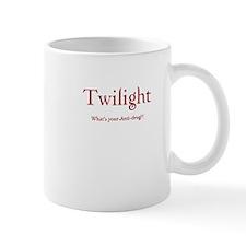 """Twilight Junkies """"Twilight Anti-Drug"""" Mug"""