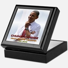 Chump Change Keepsake Box