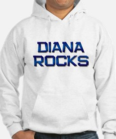 diana rocks Jumper Hoody