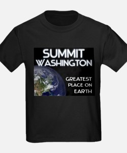 summit washington - greatest place on earth T