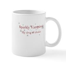 """Twilight Junkies """"Sparkly Vampires"""" Mug"""