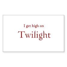 "Twilight Junkies ""Twilight High"" Decal"