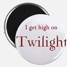 """Twilight Junkies """"Twilight High"""" Magnet"""
