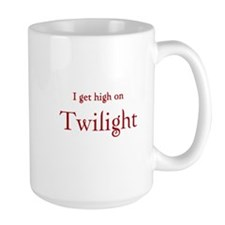 "Twilight Junkies ""Twilight High"" Mug"