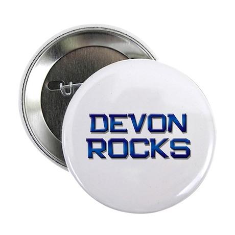 """devon rocks 2.25"""" Button"""