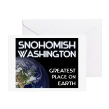 snohomish washington - greatest place on earth Gre