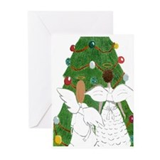 Cute Holidays occasions Greeting Cards (Pk of 10)