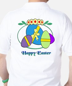Happy Easter Eggs T-Shirt