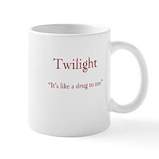 """Twilight Junkies """"Twilight Drug"""" Mug"""