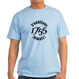 1755 Mens Light T-shirts
