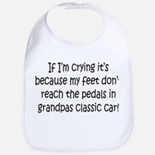 My Grandpas Classic Car Bib