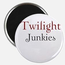 """Twilight Junkies """"Twilight Junkie"""" Magnet"""
