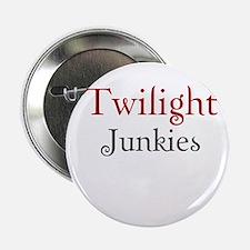"Twilight Junkies ""Twilight Junkie"" 2.25"" Button"