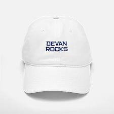 devan rocks Baseball Baseball Cap