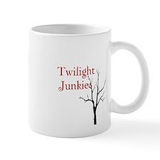 """Twilight Junkies """"Twilight Junkie"""" Mug"""