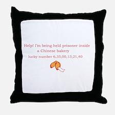 Unique Prisoner Throw Pillow