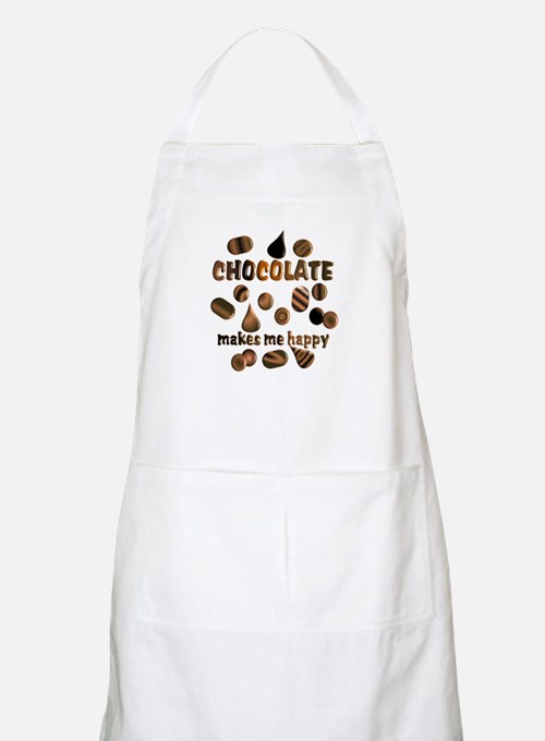 Chocolate BBQ Apron