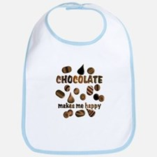 Chocolate Bib