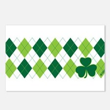 Clover Argyle Postcards (Package of 8)