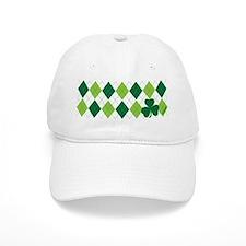 Clover Argyle Baseball Cap