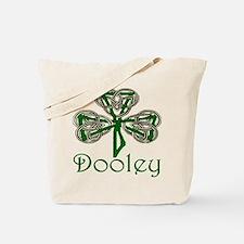 Dooley Shamrock Tote Bag
