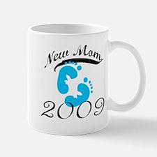 New Mom 2009 Pink or Blue Mug
