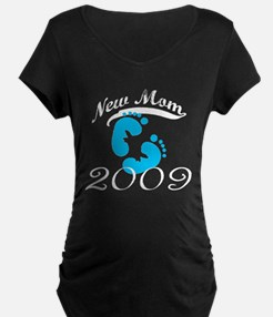 New Mom 2009 Pink or Blue T-Shirt