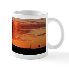 Railway Sunset - Mug
