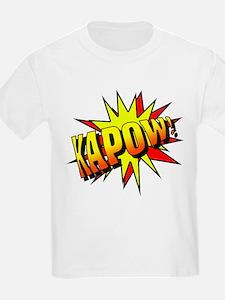 Kapow! Kids T-Shirt