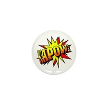 Kapow! Mini Button