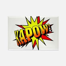 Kapow! Rectangle Magnet (10 pack)