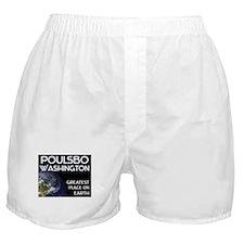 poulsbo washington - greatest place on earth Boxer