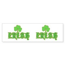 Irish Bumper Bumper Sticker