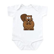 Beaver Infant Bodysuit