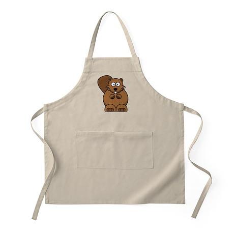 Beaver BBQ Apron