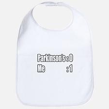 """I'm Beating Parkinson's"" Bib"