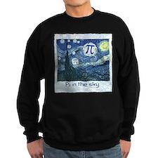 Pi in the Sky Sweatshirt