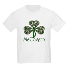McGovern Shamrock T-Shirt