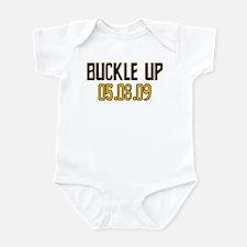 Buckle Up 05.08.09 Infant Bodysuit